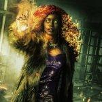 Titans 2: una foto di Anna Diop svela il nuovo look di Starfire!