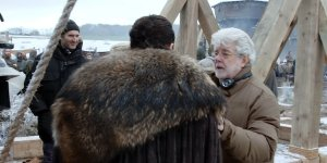 Game of Thrones 8×01, George Lucas sul set nello speciale dietro le quinte dell'episodio