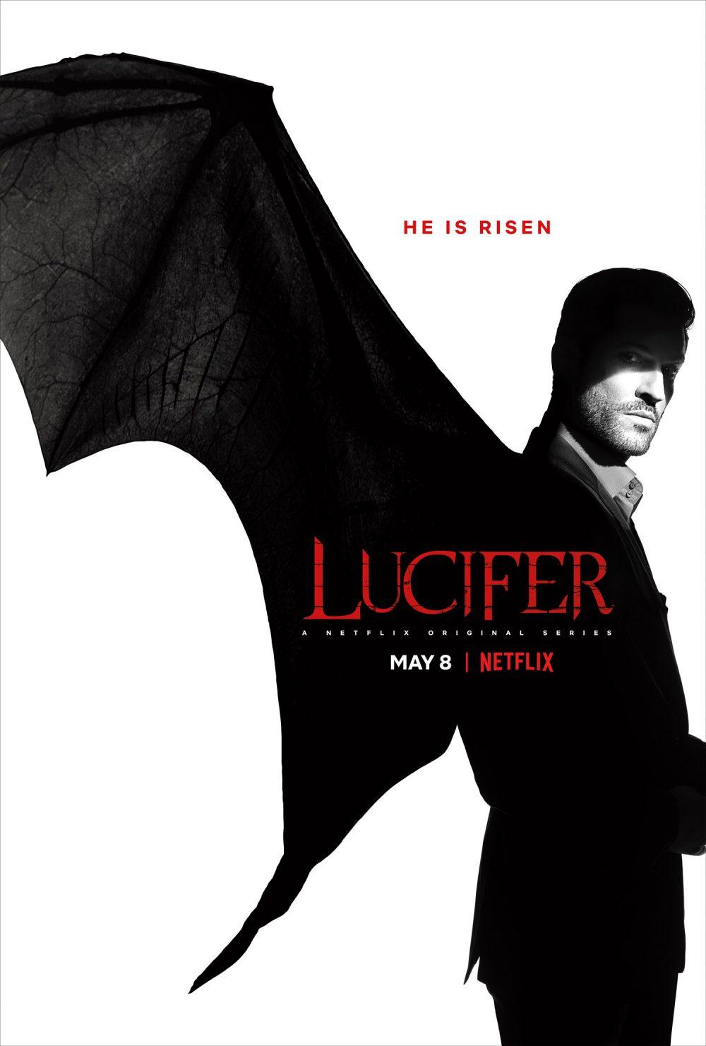 Risultati immagini per Lucifer stagione 4 poster