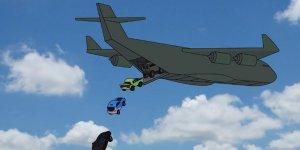 Fast & Furious 7: un video animato mette alla prova il realismo di alcune acrobazie