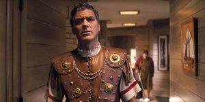Ave, Cesare!, una featurette e una videointervista a George Clooney e Channing Tatum