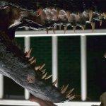 Jurassic World: Il Regno Distrutto, alcune inquadrature troppo violente rimosse dall'edizione italiana