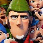 Sherlock Gnomes: gnomi a giro per il mondo in 6 nuovi poster internazionali