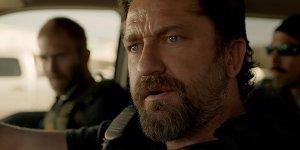 Nella Tana dei Lupi: ecco due clip italiane del nuovo film con Gerard Butler
