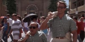 Chiamami Col Tuo Nome: ecco come sarebbe se fosse interpretato da Arnold Schwarzenegger e Danny DeVito