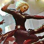 Captain Marvel: Brie Larson in azione nelle nuove foto dal set
