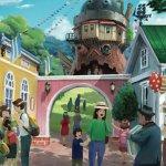 Studio Ghibli: ecco alcuni concept del nuovo parco a tema in apertura nel 2020 in Giappone