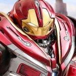Avengers: Infinity War, ecco la nuova figure in scala 1:6 della Hulkbuster targata Hot Toys