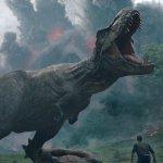 Jurassic World: il Regno Distrutto, una nuova era ha inizio nel nuovo spot tv