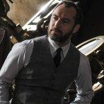 Animali Fantastici: i Crimini di Grindelwald, Jude Law a ruota libera su Silente!