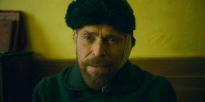 Venezia 75 – At Eternity's Gate, Willem Dafoe è Vincent Van Gogh nella prima clip del film