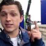 """Spider-Man: Far From Home, Tom Holland saluta Venezia: """"Adesso tocca a New York"""""""