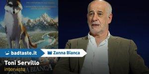 EXCL – Zanna Bianca, Toni Servillo ci parla del suo ruolo di narratore