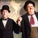 Stanlio e Ollio, il full trailer del film con John C. Reilly e Steve Coogan