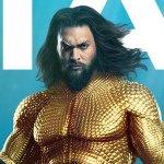 Aquaman: un tridente nel nuovo poster IMAX