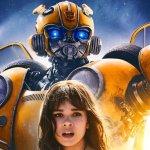 Bumblebee: il protagonista al centro di un nuovo poster IMAX