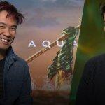 EXCL – Aquaman: il regista James Wan dalla scena d'azione in Italia ai momenti horror