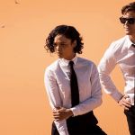 Men in Black: International, Chris Hemwsorth e Tessa Thompson in una nuova immagine del film