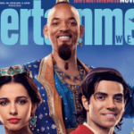 Aladdin in copertina su Entertainment Weekly, ecco il Genio interpretato da Will Smith!