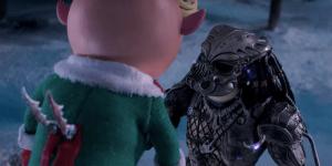 The Predator Holiday Special: ecco lo special natalizio di Predator realizzato in stop motion