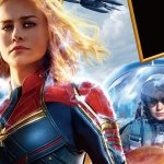 Captain Marvel: Brie Larson in un nuovo poster internazionale del cinecomic