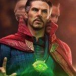 Avengers: Infinity War, ecco la nuova figure della Hot Toys di Doctor Strange