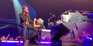 A Star is Born: il duetto di Lady Gaga e Bradley Cooper che ha sorpreso il pubblico di Las Vegas sabato
