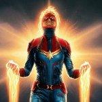 Captain Marvel: la supereroina al centro di alcuni concept art