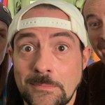 Jay and Silent Bob Reboot: Kevin Smith dietro la macchina da presa in uno scatto dal backstage
