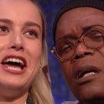 """Captain Marvel: Brie Larson e Samuel L. Jackson intonano il ritornello di """"Shallow"""" da A Star is Born"""