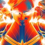 Captain Marvel: i poteri di Carol Danvers in due suggestivi poster Mondo