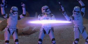 Star Wars: Il Risveglio della Forza, una nuova divertente parodia video targata Robot Chicken