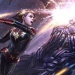 Captain Marvel: il potere mutaforma degli Skrull in un nuovo concept art del cinecomic