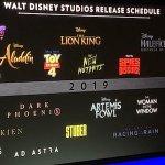 CinemaCon 2019: Disney e Fox presentano il listino, in arrivo nuovi film di Alien e del Pianeta delle Scimmie?