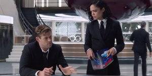 Men in Black: International, gli agenti H e M in uno spot promozionale per le finali dell'NBA