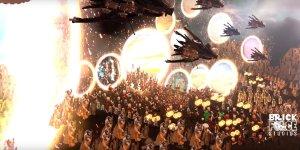 Avengers: Endgame, l'epica scena dei portali ricreata con i LEGO in un video in stop-motion