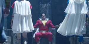 Shazam!, ecco una scena eliminata e una modificata del cinecomic con Zachary Levi