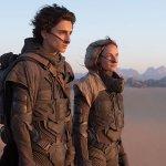 Dune Warner Legendary Matrix