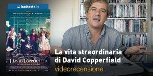 videorecensione david copperfield
