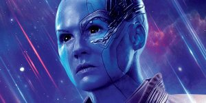 thor avengers thor endgame nebula guardiani della galassia