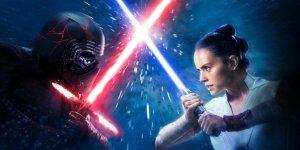 star wars l'ascesa di skywalker rey kylo ren