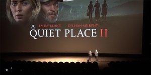 a quiet place 2 reazioni