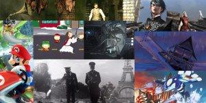 Megaslide giochi feste 2014