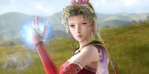 Dissidia Final Fantasy banner