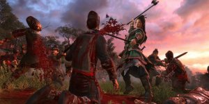 Total War: Three Kingdoms Reign of Blood banner