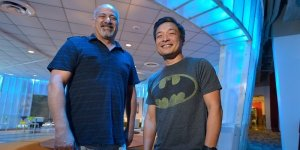 Jim Lee Dan DiDio