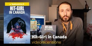 Hit-Girl in Canada