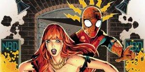 Mary Jane e Spider-Man