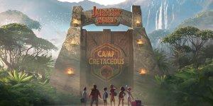 Jurassic World nuove avventure recensione camp cretaceous