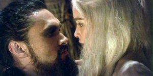 Daenerys - Game of Thrones Emilia Clarke Jason Momoa
